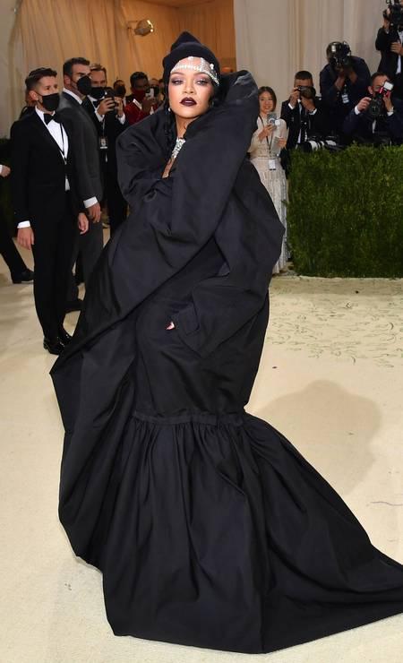 Cantora Rihanna Foto: ANGELA WEISS / AFP