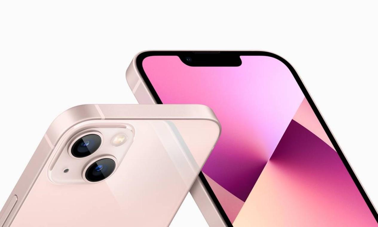 Apple lança iPhone 13 com preços a partir de US$ 799 Foto: Divulgação