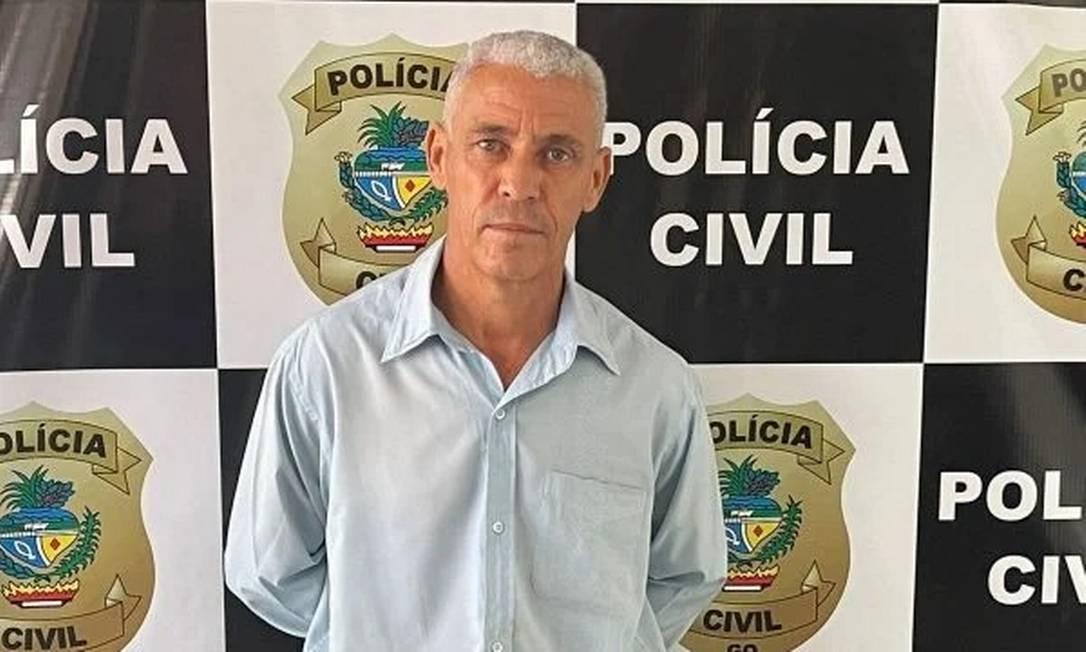 Pastor Willian de Souza Adriel foi preso por suspeita de estupro de crianças Foto: Divulgação