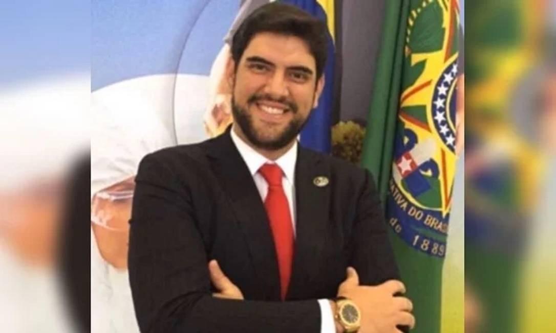 Marconny Faria ganhou apelido de 'senhor de todos os lobbies' na CPI Foto: Reprodução