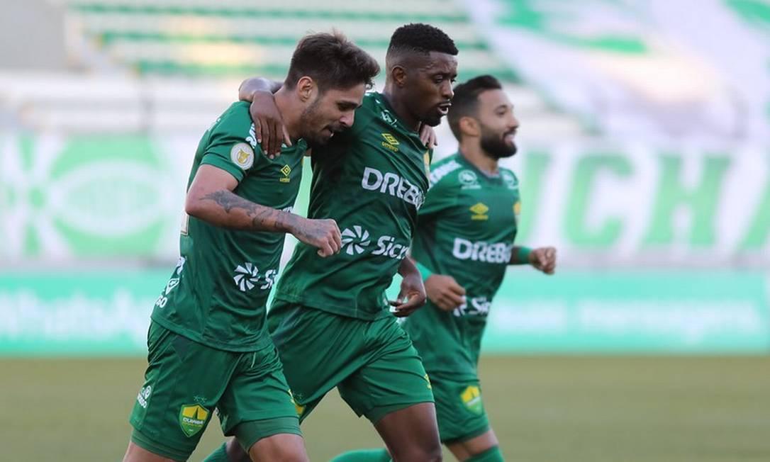 Cuiabá bateu o Juventude por 2 a 1 no último sábado Foto: Cuiabá EC/Site oficial/Divulgação