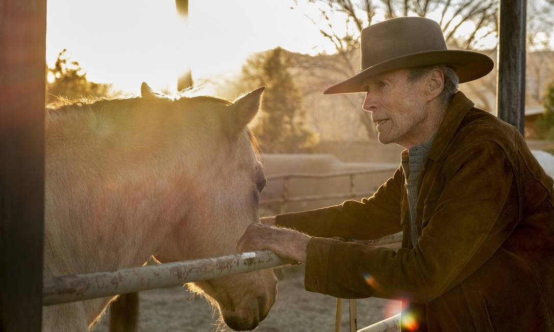 """Clint Eastwood em """"Cry Macho: O caminho da redenção"""" Foto: Divulgação"""
