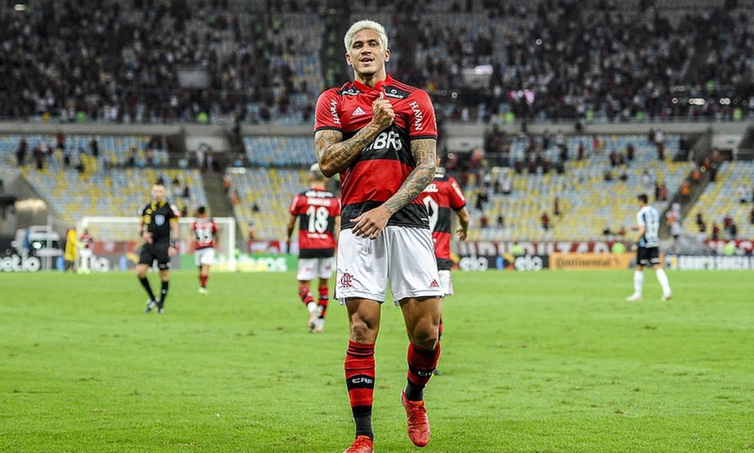 Pedro Foto: Marcelo Cortes / Flamengo / Flamengo
