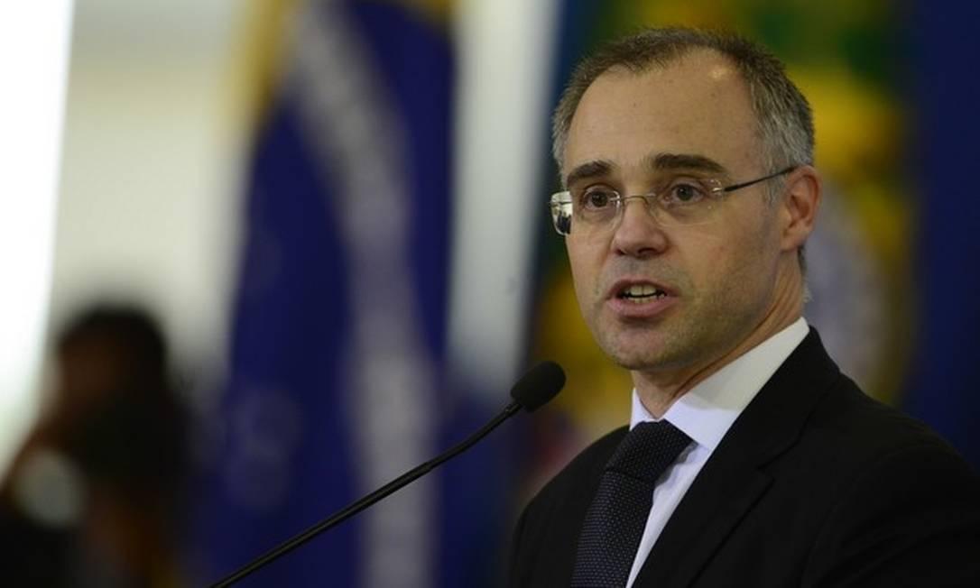 Indicado por Bolsonaro ao STF, André Mendonça enfrenta resistências no Senado Foto: Agência Brasil