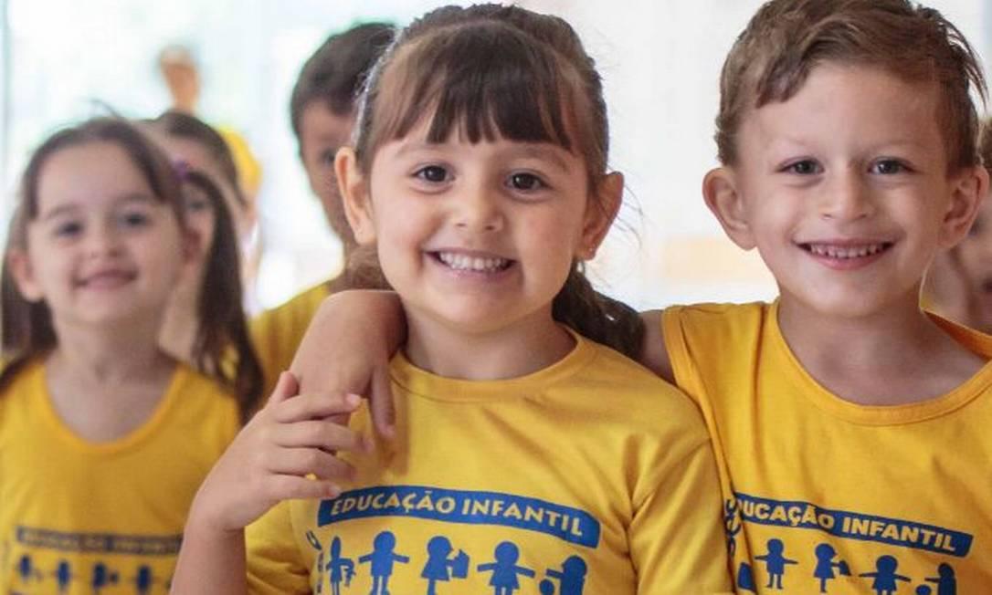 São mais de 19 mil crianças entre 0 e 5 anos de idade, atendidas por meio de uma proposta de ensino que valoriza as primeiras descobertas. Foto: Divulgação/Sesc