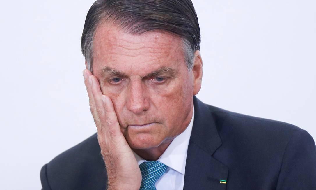 Presidente Jair Bolsonaro Foto: ADRIANO MACHADO / REUTERS