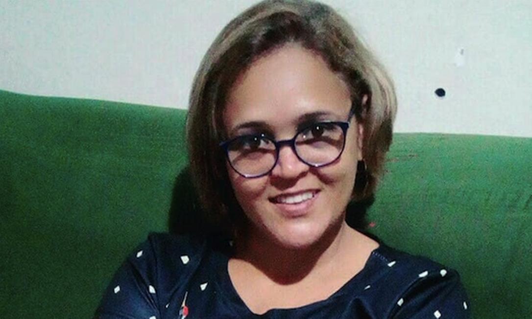 Lenilda Oliveira, de 49 anos, morreu ao tentar entrar nos EUA Foto: Reprodução