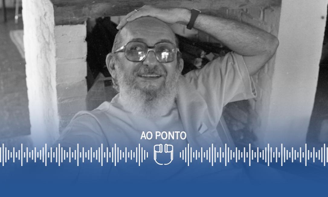 Nascido em 1921, Paulo Freire é considerado o Patrono da Educação Brasileira e completaria 100 anos neste ano Foto: Arte