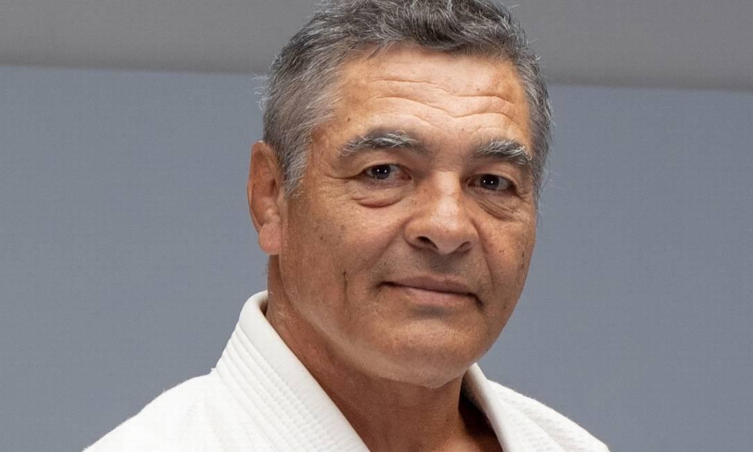 Rickson Gracie lança biografia Foto: Divulgação