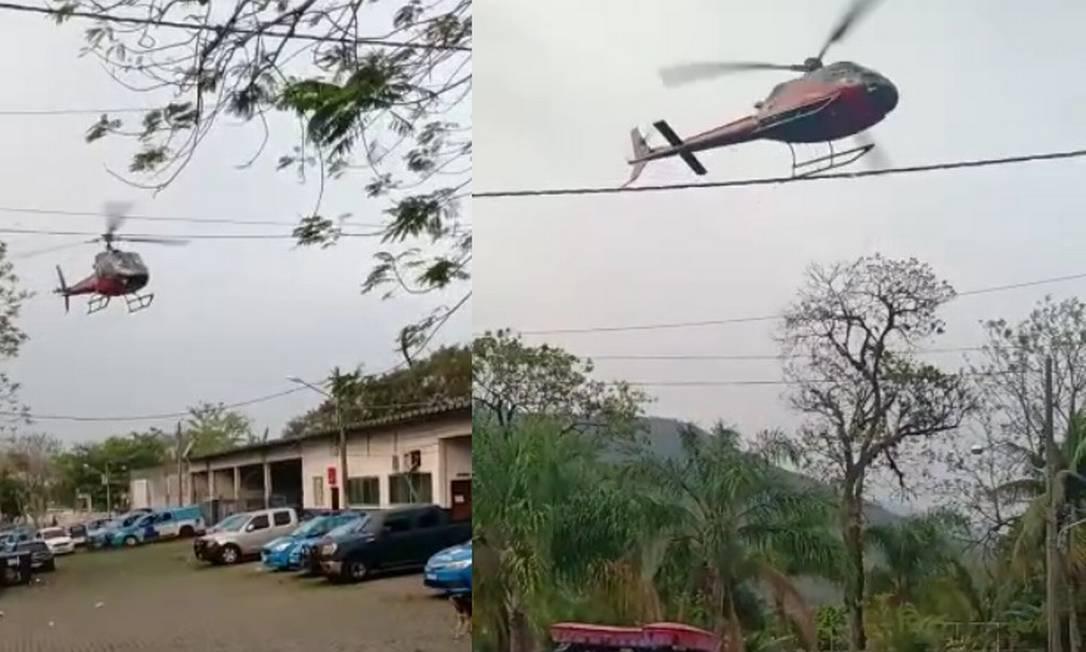 Piloto sequestrado simulou aeronave em pane Foto: Reprodução