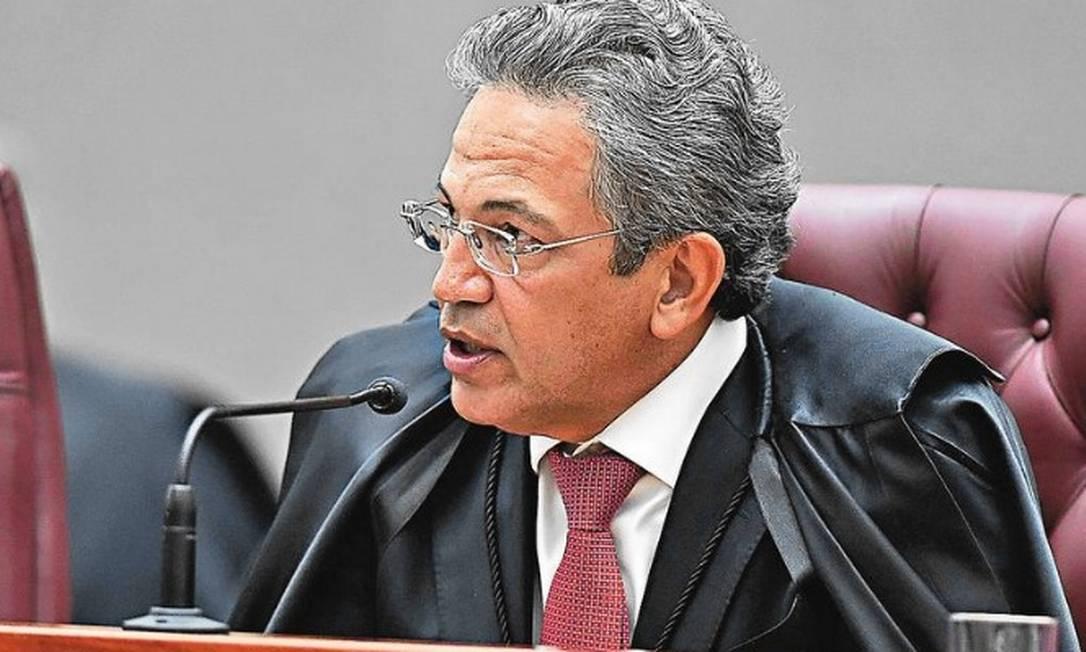Ministro Mauro Campbell Marques Foto: STJ: Emerson Leal e Lucas Pricken