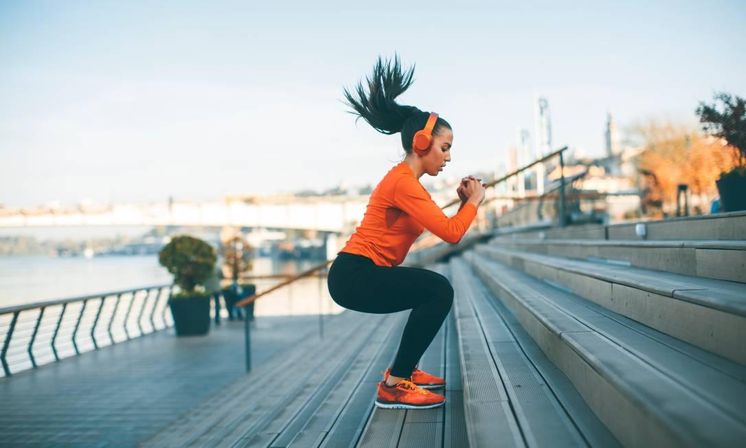 Consenso entre os cientistas é que, por si só, os exercícios são medicamento naturais e poderosos contra velhas e novas doenças. Foto: Shutterstock