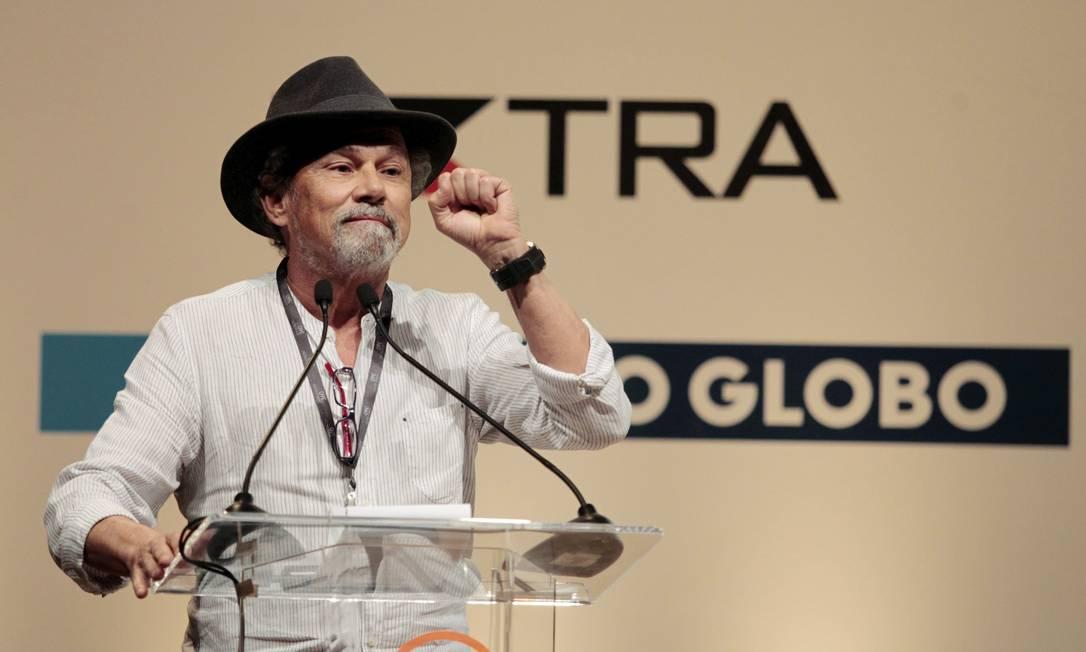 Tião Rocha é educador, antropólogo e folclorista Foto: Fabiano Rocha