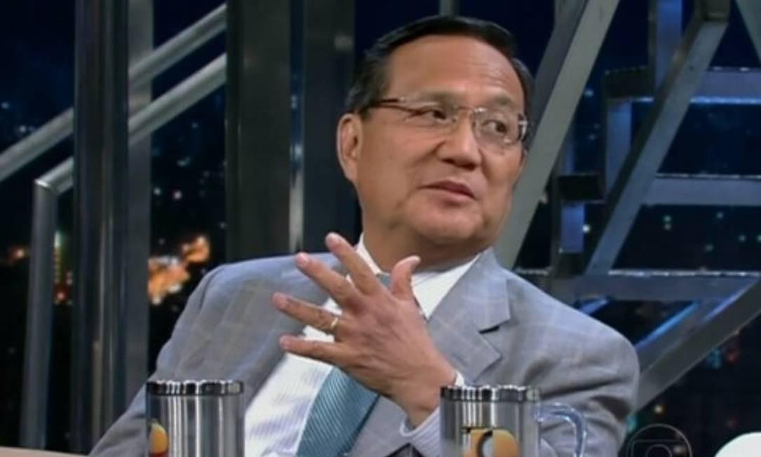 Foto: O médico Anthony Wong, defensor do 'kit Covid'