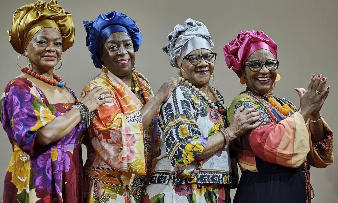 Samba no DNA. Filhas e netas de bambas cantarão clássicos em show Foto: Divulgação