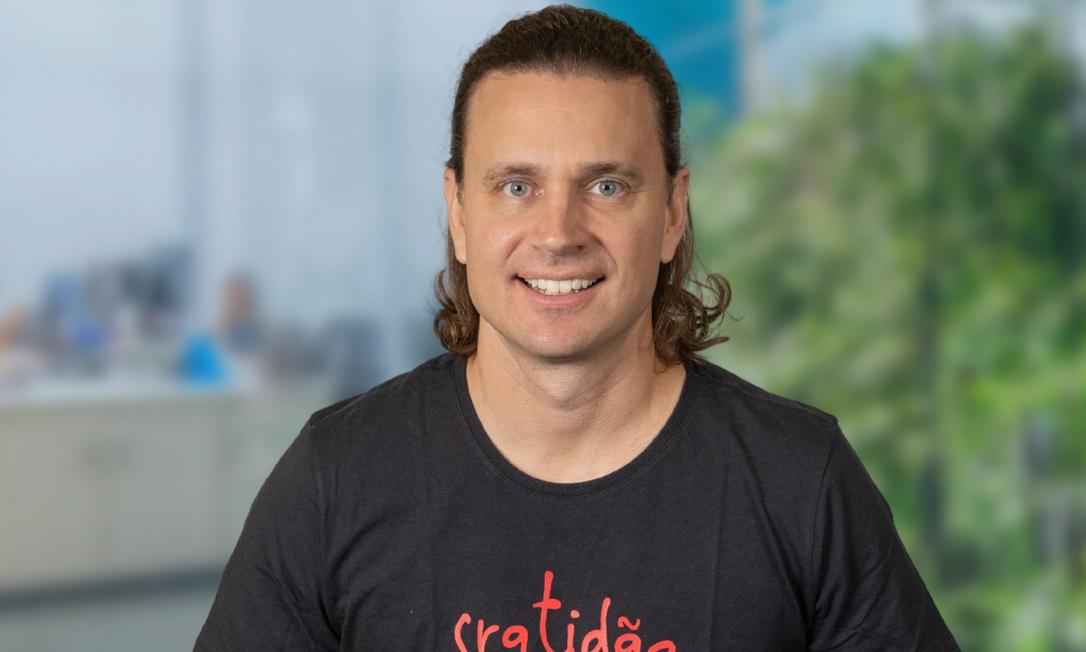João Paulo Pacífico, fundador do Grupo Gaia Foto: Divulgação