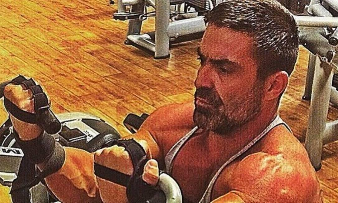 Renato Peixoto Leal Filho é acusado de conatminar mulheres com o HIV Foto: Reprodução