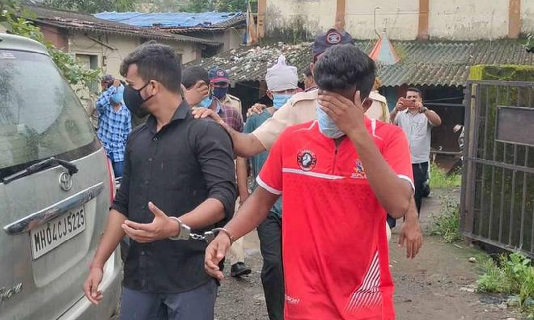 Polícia indiana prendeu 28 suspeitos de estuprar adolescente de 15 anos Foto: Reprodução