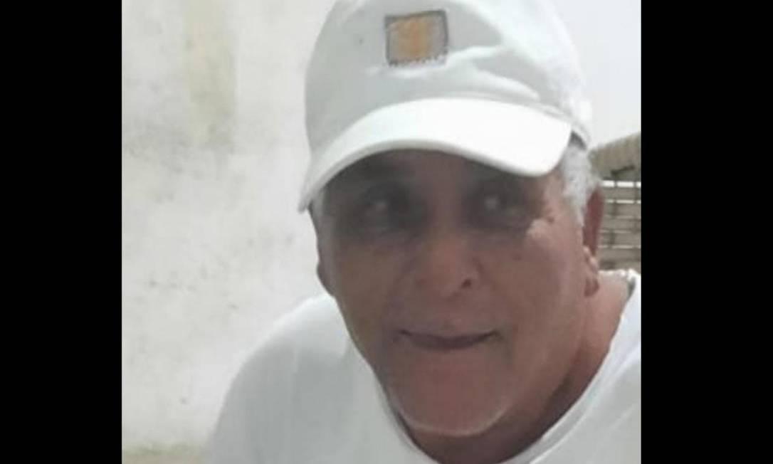 Cícero Maurício da Silva, de 63 anos, morreu após ficar 32 dias preso Foto: Arquivo pessoal