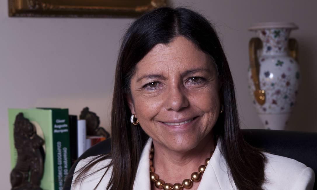 Roseana Sarney (MDB-MA) chegou a anunciar a aposentadoria da política Foto: Adi Leite