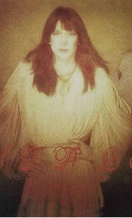 Na capa de do álbum de 1980, sucesso retumbante em todo o Brasil com look icônico de Norma Kamali Foto: Agência O Globo
