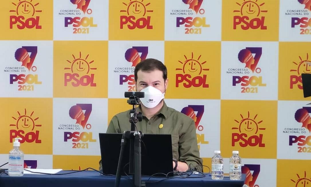 PSOL realiza seu sétimo Congresso Nacional Foto: PSOL/ Divulgação