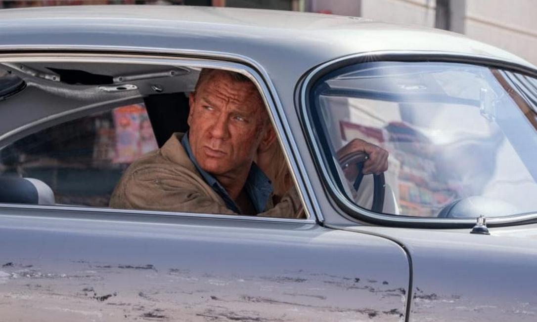 Daniel Craig em '007: Sem tempo para morrer' Foto: Divulgação