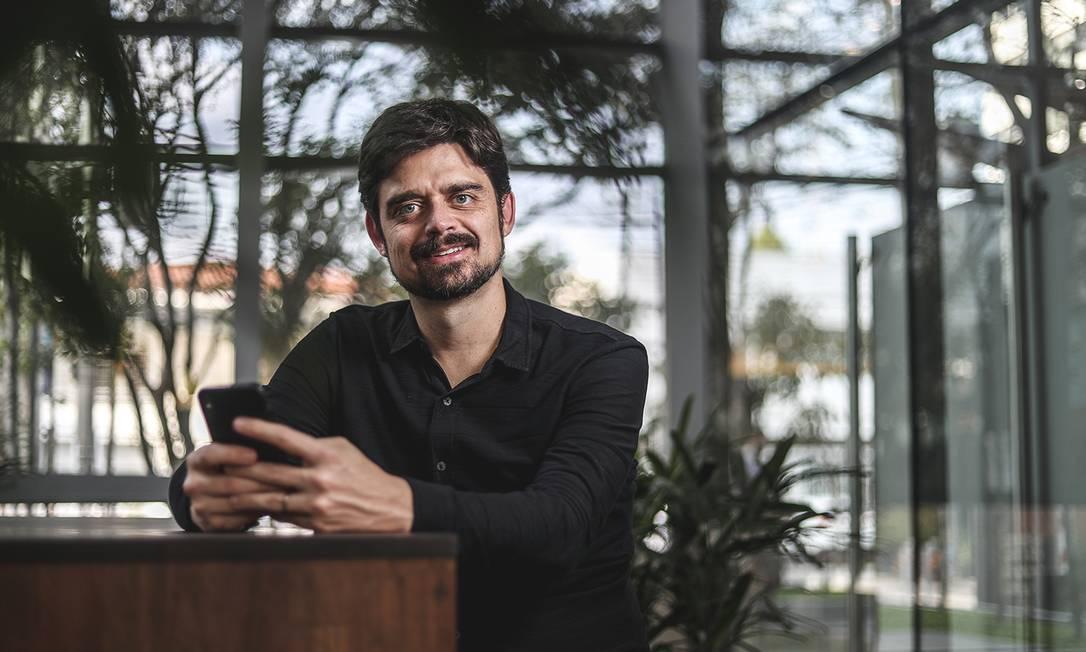 Raphael Swierczynski, dirige a Ciclic, o braço digital para o setor criado pela BB Seguros em 2018 Foto: Divulgação