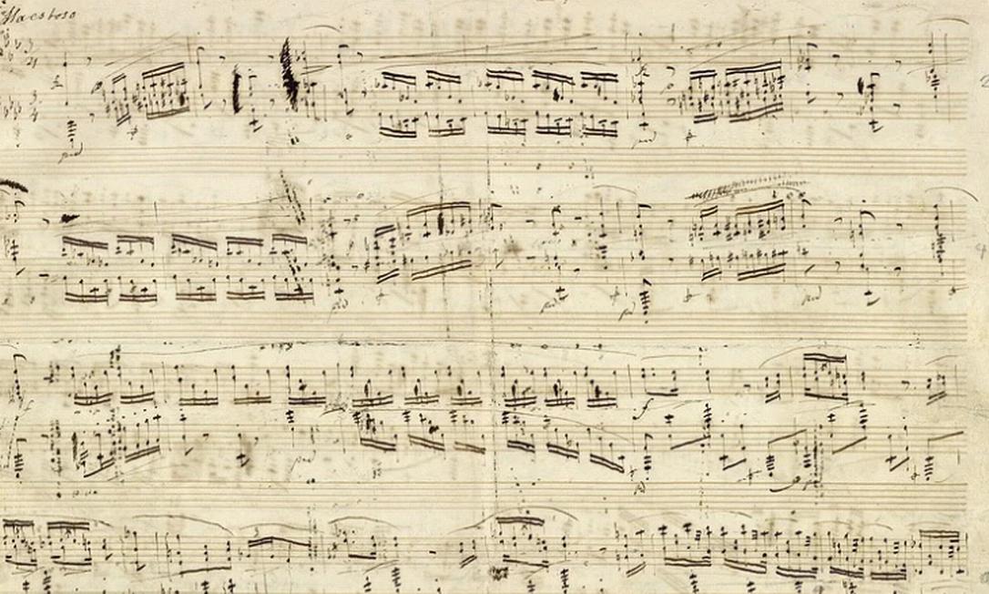 Frédéric Chopin inspirou cientistas a transformarem proteínas em músicas Foto: Pixabay / WikiImages