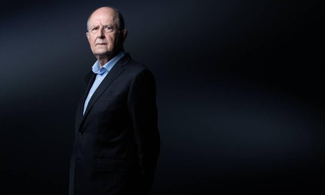 Jean-Marc Sauvé, presidente da Comissão Independente sobre Abusos Sexuais na Igreja Foto: Joel Saget / AFP
