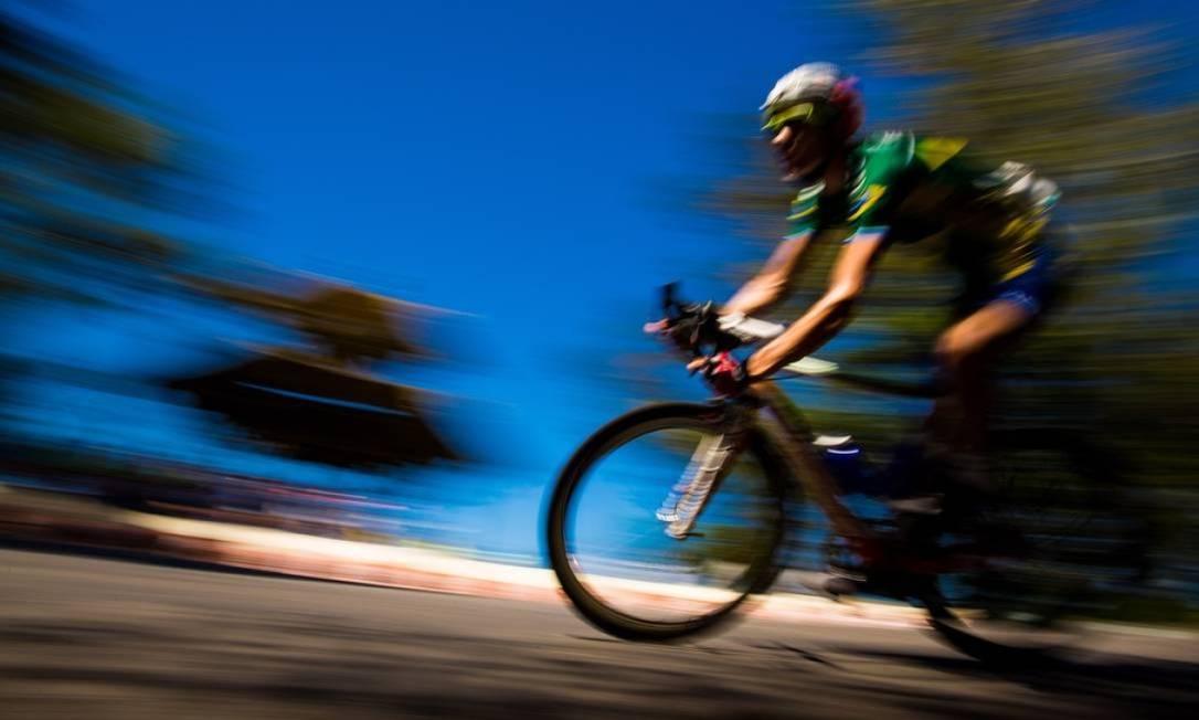 Ciclistas Foto: Daniel Marenco