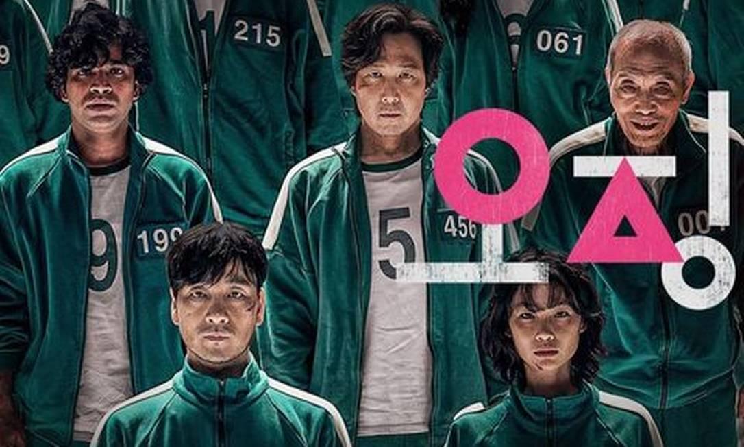 """Em menos de um mês após o lançamento da série, conhecida no exterior como """"Squid Game"""", Ho Yeon se tornou, nesta segunda-feira, a atriz sul-coreana mais seguida na plataforma Foto: Reprodução"""