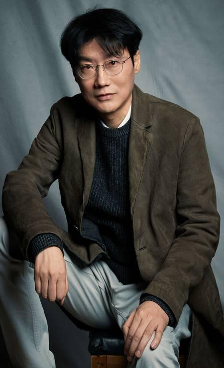 Hwang Dong-hyuk , diretor de Round 6 Foto: Divulgaçao