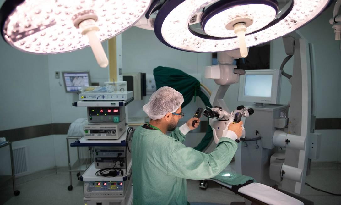 Direção técnica da Agência Nacional de Saúde Suplementar na Prevent Senior começa na quinta-feira Foto: Governo do Estado de São Paulo / Infoglobo