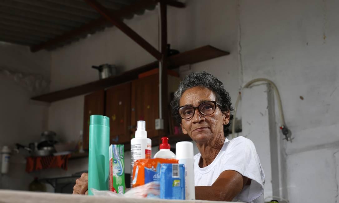 Vânia Rosa é idealizadora do Projeto Juca Foto: Fabio Rossi / Agência O Globo
