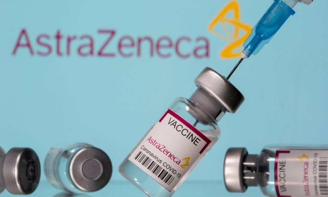 Fabricante de vacinas, a farmacêutica AstraZeneca também desenvolve medicamento contra a Covid-19 Foto: Dado Ruvic / REUTERS