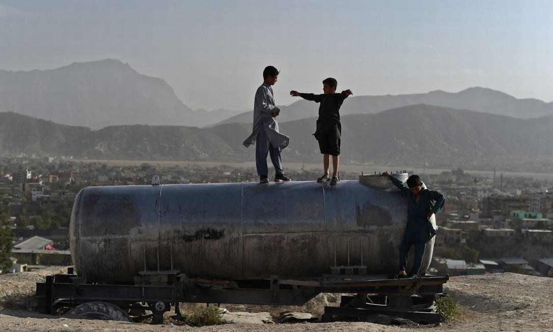União Europeia anuncia pacote de ajuda de 1 bilhão de euros para o Afeganistão Foto: WAKIL KOHSAR / AFP