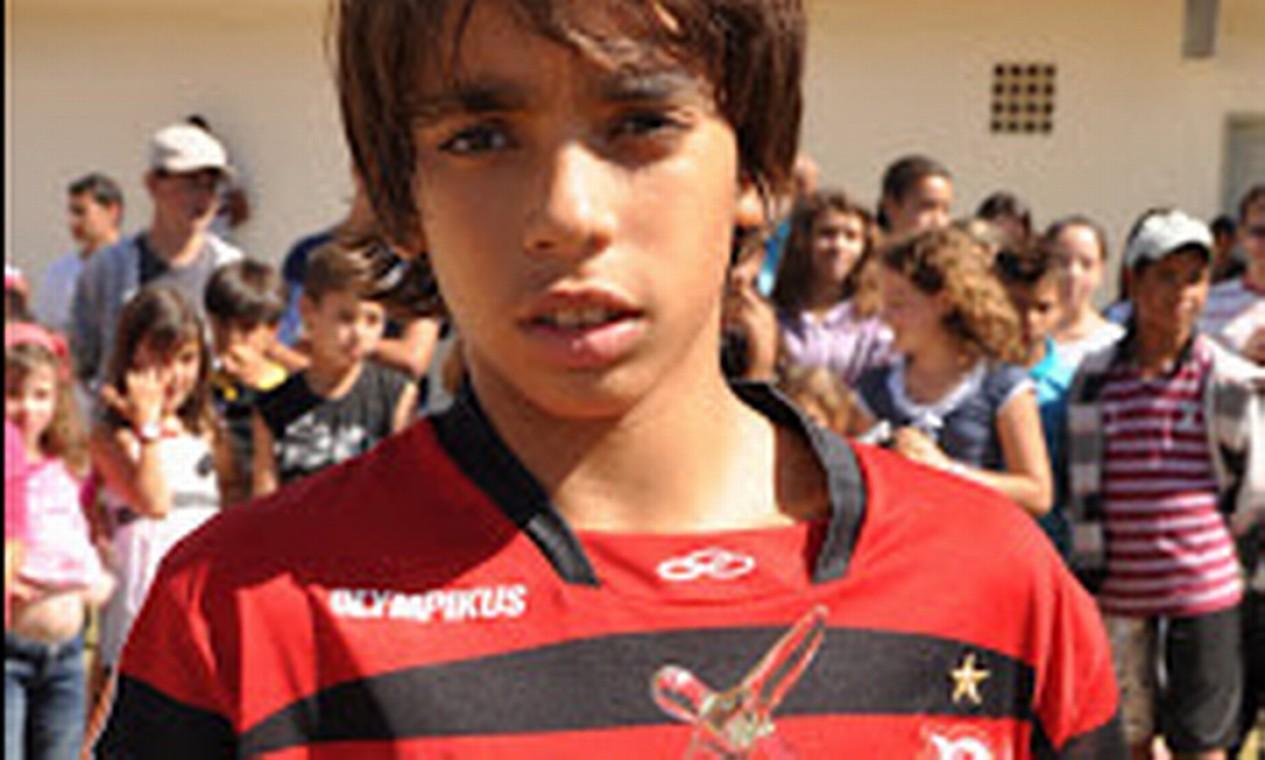 Lucas Paquetá Foto: Reprodução