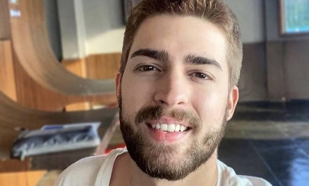 Estudante de medicina, Marcos Vitor Dantas Aguiar Pereira, de 22 anos, é procurado pela polícia, suspeito de ter abusado de quatro crianças Foto: Reprodução / Agência O Globo