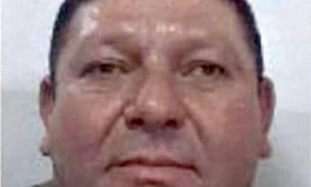 Oficial identificado como Pastor Miltos Duarte foi morto a tiros nesta terça-feira no município paraguaio de Karapaí Foto: Divulgação