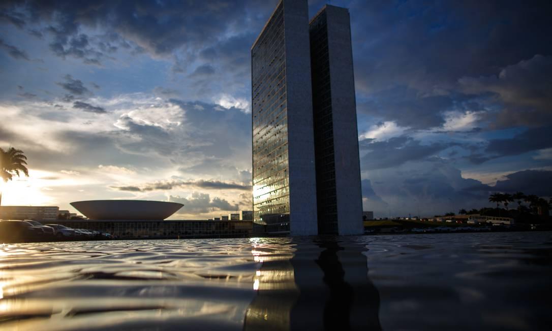PEC aumenta influência do Congresso na composição do Conselho Nacional do MP, inclusive com indicação de corregedor Foto: Daniel Marenco / Agência O Globo