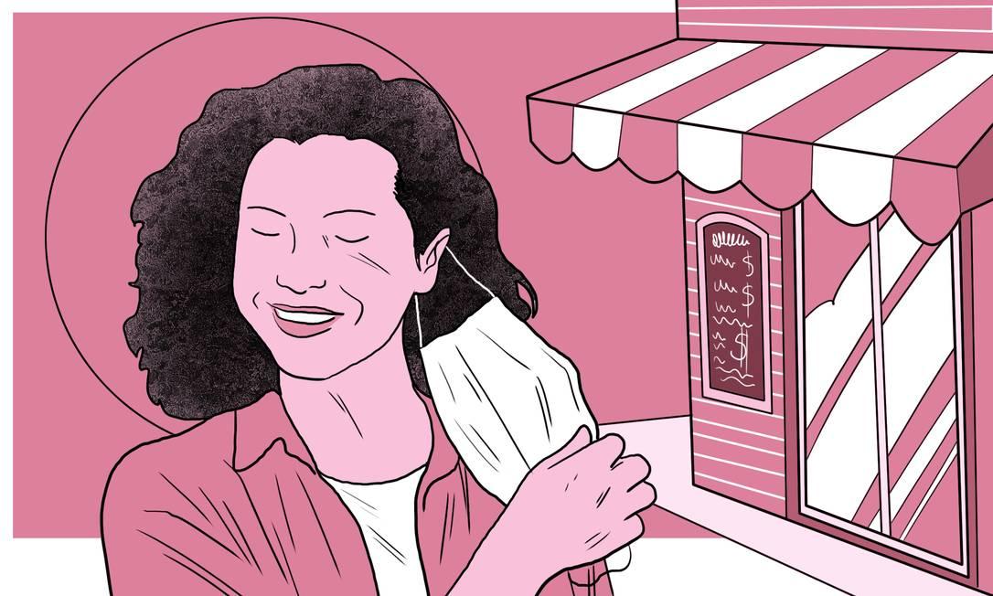 A adoção de protocolos de segurança ajudam a diminuir o risco de contágio nos restaurante, que seguem sendo um dos lugares mais propícios à contaminação. Foto: André Mello / O Globo