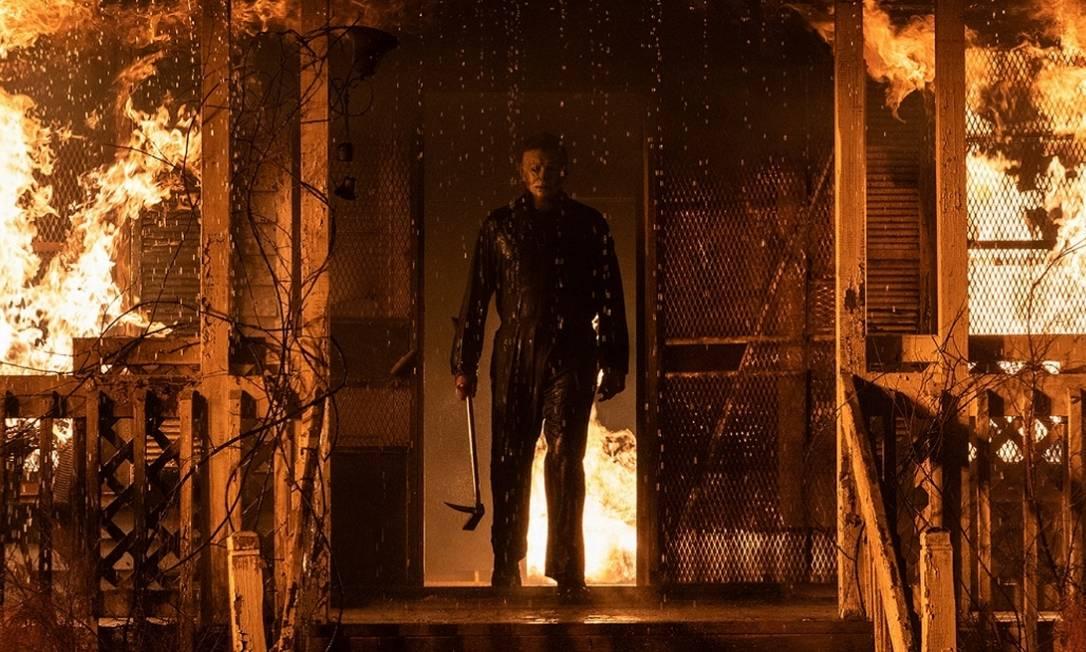 'Halloween Kills: O terror continua' Foto: Divulgação