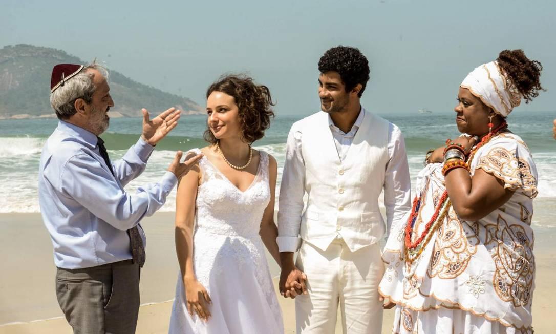'Amarração do amor' Foto: Divulgação