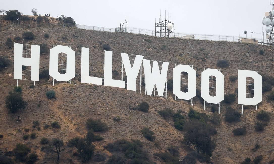 Última greve em Hollywood foi travada por roteiristas em 2007 e em 2008. Foto: MARIO TAMA / AFP