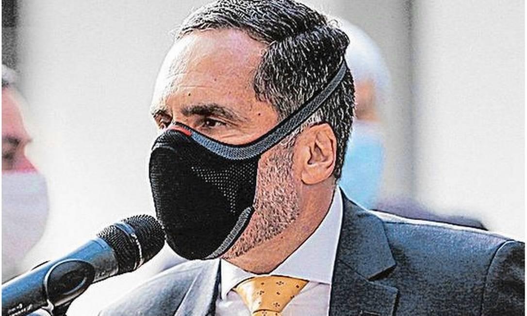 Mário Luiz Sarrubbo, procurador-Geral de Justiça do Estado de São Paulo Foto: Edilson Dantas / O Globo