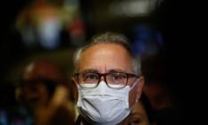 O senador Renan Calheiros (MDB-AL) Foto: ADRIANO MACHADO / REUTERS
