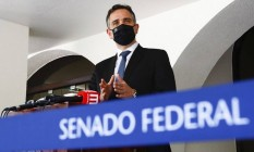 O presidente do Senado, Rodrigo Pacheco Foto: Pedro Gontijo/Senado Federal