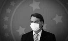 Bolsonaro - Opinião Foto: Arte