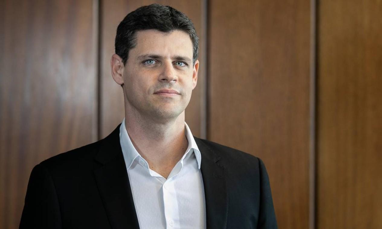 O secretário especial de Tesouro e Orçamento, Bruno Funchal, pediu demissão em outubro de 2021 logo após o governo anunciar a criação do Auxílio Emergencial com parte dos pagamentos fora do teto de gastos, algo que ele sempre se disse contra Foto: Washington Costa / Ascom/ME